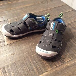 Sketchers Go Play Sandals NWT Size 9T